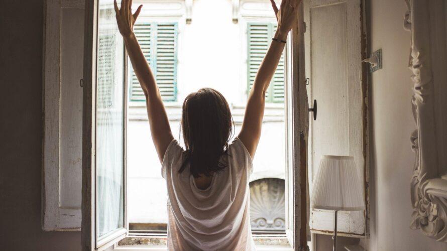 美を作る朝の運動習慣、リアルはこっち。本気ならココから。